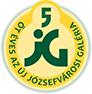 Józsefvárosi Galéria Logo
